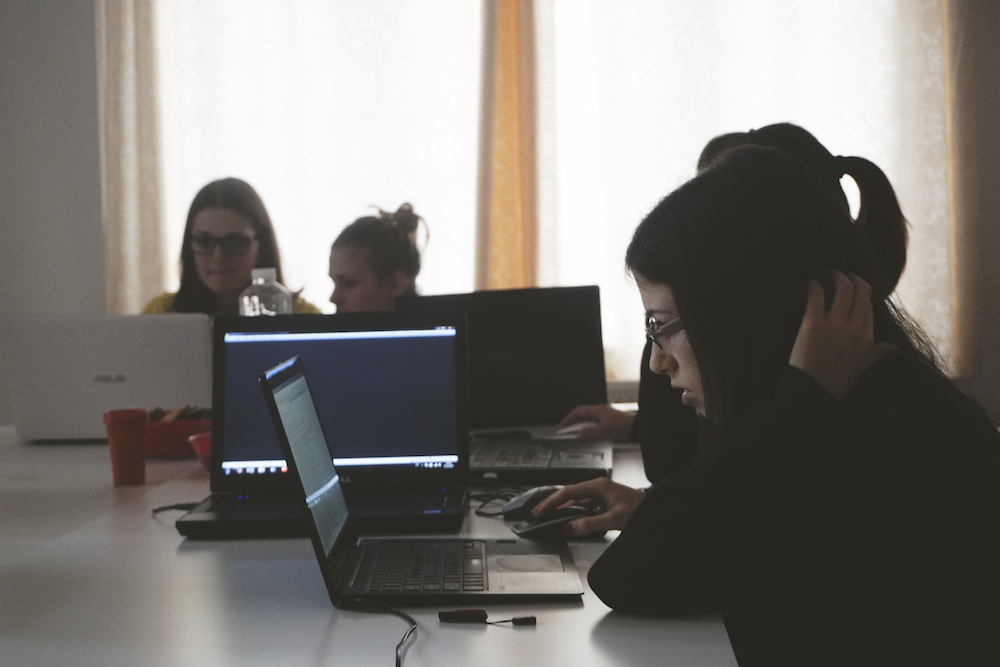 Rails Girls Novi Sad Workshop